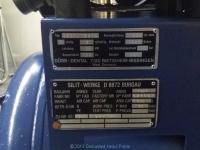 Duerr Kompressor 4521-3