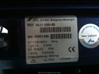 Duerr Kompressor 4521-4