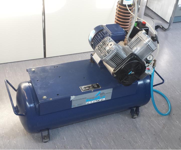 Dürr Kompressor 4121-51 (7)
